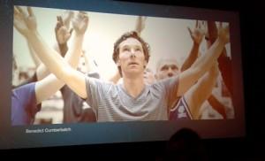 Benedict as Hamlet 2015